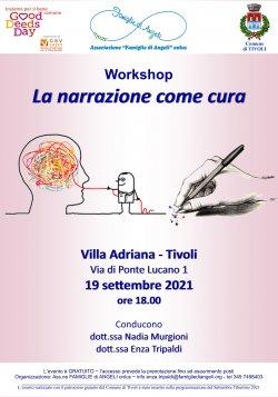 Locandina Good deeds day 2021
